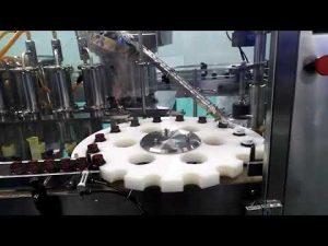 icicle acide chlorhydrique hdpe fondation débitmètre huile de remplissage et de scellage machine